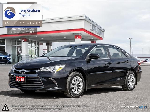 2015 Toyota Camry LE (Stk: E7499) in Ottawa - Image 1 of 25