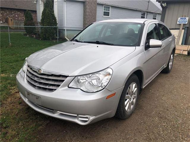 2010 Chrysler Sebring LX (Stk: 1C3CC4) in Belmont - Image 1 of 14