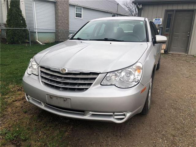 2010 Chrysler Sebring LX (Stk: 1C3CC4) in Belmont - Image 2 of 14