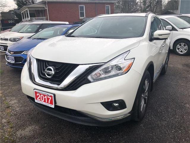 2017 Nissan Murano SV (Stk: 5N1AZ2) in Belmont - Image 2 of 21