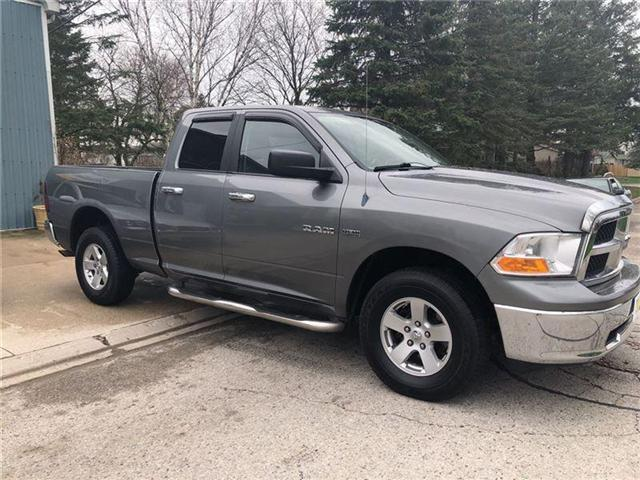 2009 Dodge Ram 1500 SLT (Stk: 1D3HV1) in Belmont - Image 5 of 17