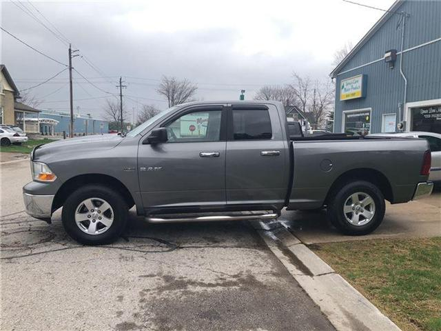 2009 Dodge Ram 1500 SLT (Stk: 1D3HV1) in Belmont - Image 9 of 17