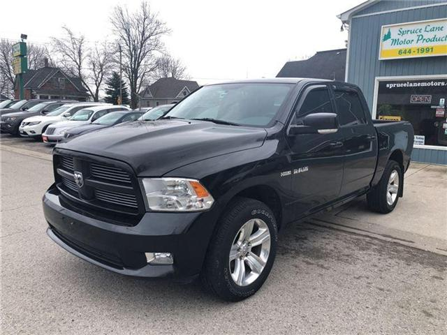 2009 Dodge Ram 1500 Sport (Stk: 1D3HV1) in Belmont - Image 1 of 18
