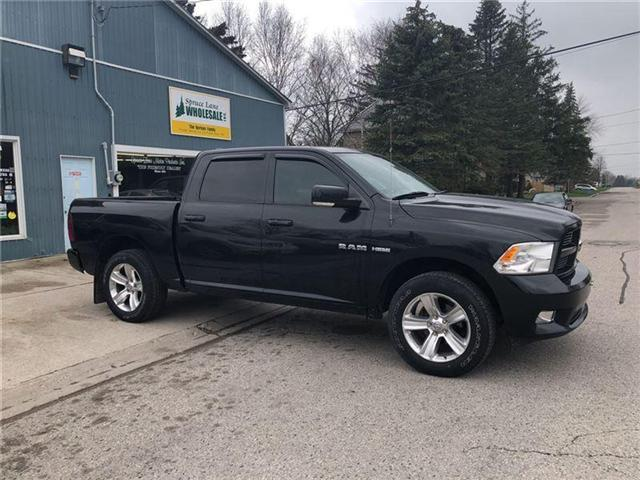 2009 Dodge Ram 1500 Sport (Stk: 1D3HV1) in Belmont - Image 5 of 18