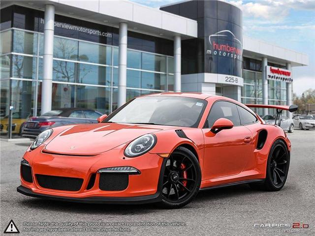 2016 Porsche 911 GT3 RS (Stk: 18MSX297) in Mississauga - Image 1 of 27