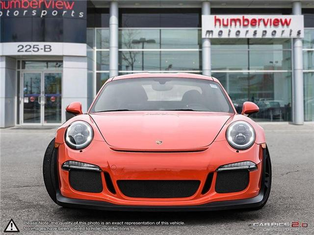 2016 Porsche 911 GT3 RS (Stk: 18MSX297) in Mississauga - Image 2 of 27