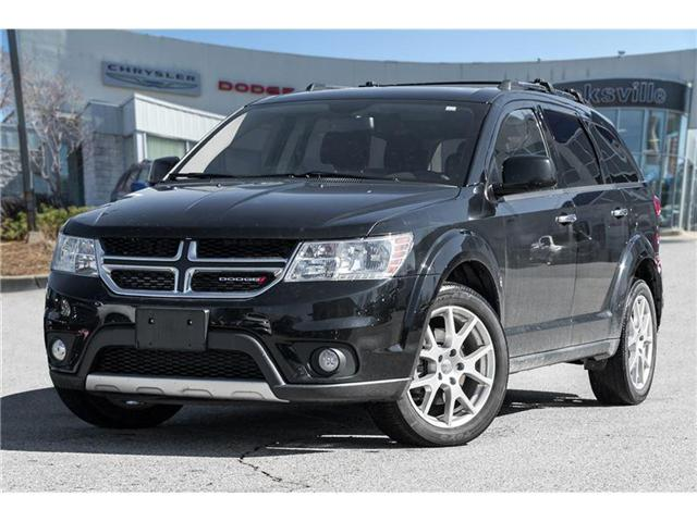 2016 Dodge Journey R/T (Stk: 364244T) in Mississauga - Image 1 of 21