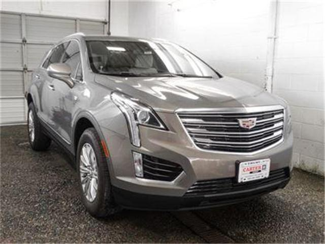 2018 Cadillac XT5 Base (Stk: C8-71960) in Burnaby - Image 2 of 7