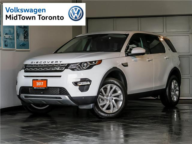 2017 Land Rover Discovery Sport HSE (Stk: P6883) in Toronto - Image 1 of 26