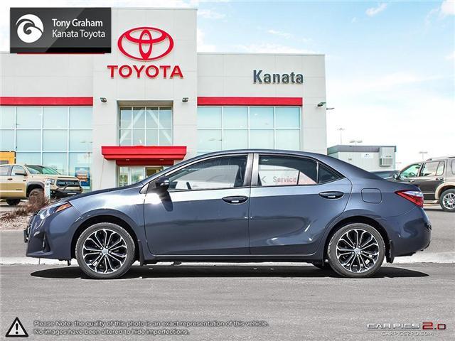 2014 Toyota Corolla S (Stk: B2778) in Ottawa - Image 2 of 25