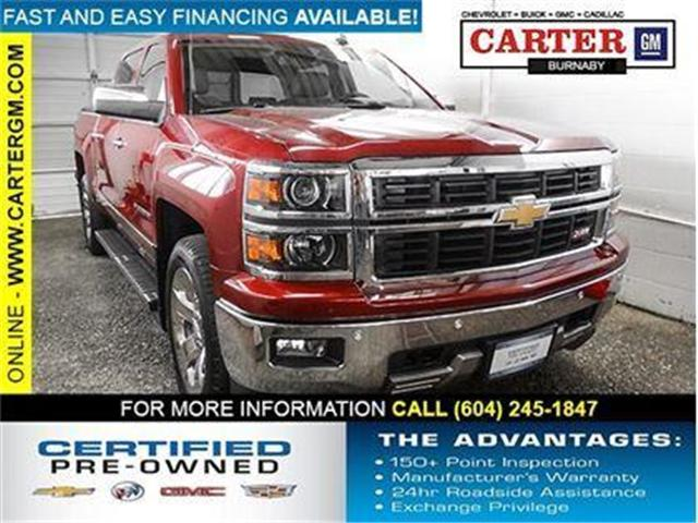 2014 Chevrolet Silverado 1500 LTZ (Stk: P9-54840) in Burnaby - Image 1 of 25