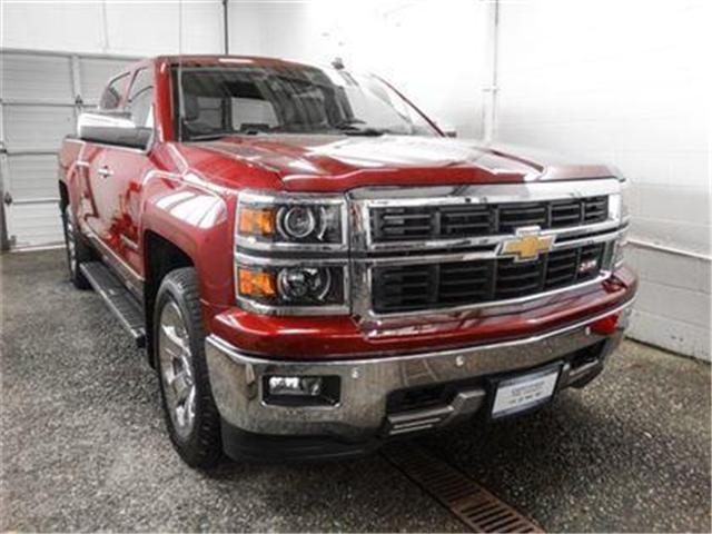 2014 Chevrolet Silverado 1500 LTZ (Stk: P9-54840) in Burnaby - Image 2 of 25
