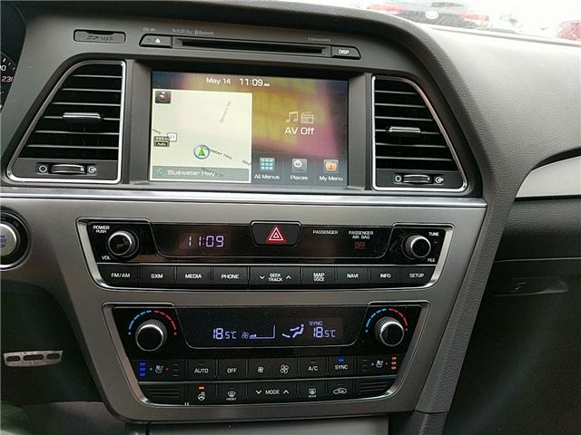 2017 Hyundai Sonata 2.0T Sport Ultimate (Stk: 70174) in Goderich - Image 6 of 7
