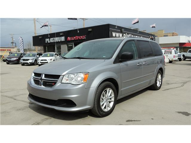 2016 Dodge Grand Caravan SE/SXT (Stk: PP128) in Saskatoon - Image 1 of 21