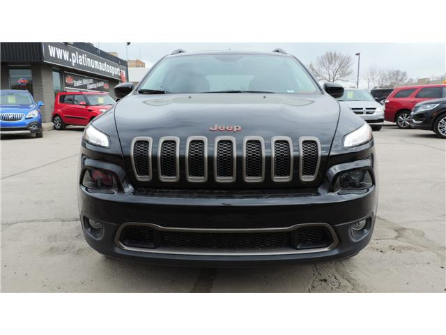 2016 Jeep Cherokee North (Stk: PP101) in Saskatoon - Image 2 of 25