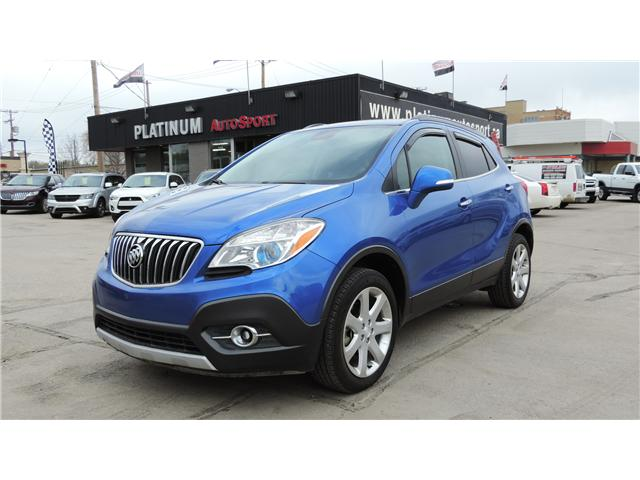 2015 Buick Encore Leather (Stk: PP133) in Saskatoon - Image 1 of 25