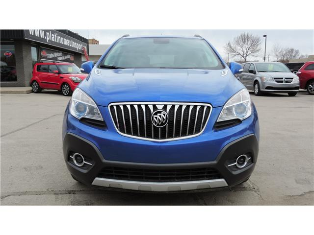 2015 Buick Encore Leather (Stk: PP133) in Saskatoon - Image 2 of 25
