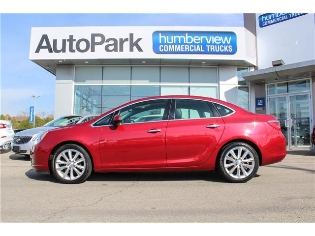 2012 Buick Verano Leather Package (Stk: ) in Mississauga - Image 2 of 26