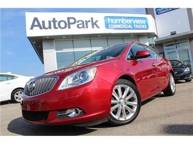 2012 Buick Verano Leather Package (Stk: ) in Mississauga - Image 1 of 26