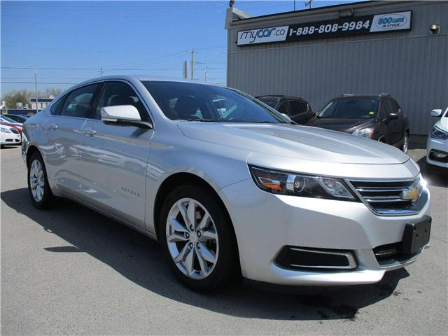 2017 Chevrolet Impala 1LT (Stk: 180569) in Kingston - Image 1 of 12