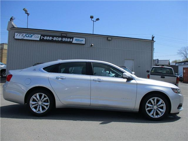 2017 Chevrolet Impala 1LT (Stk: 180569) in Kingston - Image 2 of 12