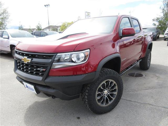 2018 Chevrolet Colorado ZR2 (Stk: 1227238) in Cranbrook - Image 1 of 18