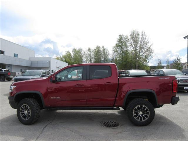 2018 Chevrolet Colorado ZR2 (Stk: 1227238) in Cranbrook - Image 2 of 18