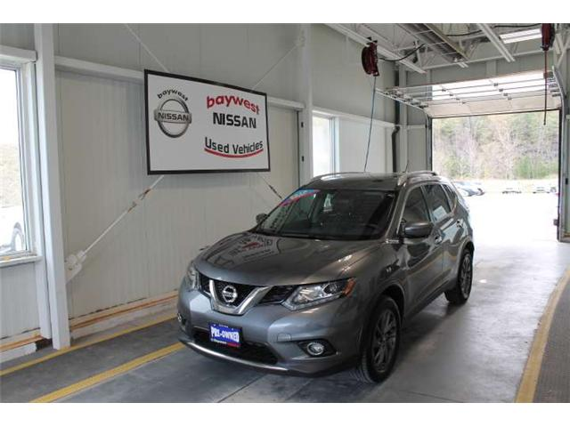 2016 Nissan Rogue SL Premium (Stk: P0555) in Owen Sound - Image 1 of 14