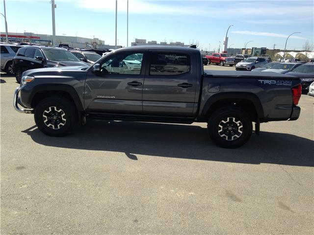 2017 Toyota Tacoma TRD Off Road (Stk: 284065A) in Calgary - Image 4 of 14