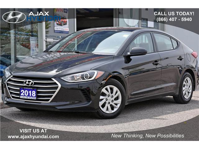 2018 Hyundai Elantra LE (Stk: P4521R) in Ajax - Image 1 of 19