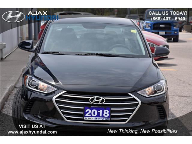 2018 Hyundai Elantra LE (Stk: P4521R) in Ajax - Image 2 of 19