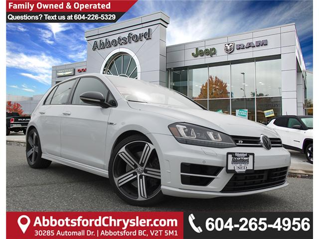 2016 Volkswagen Golf R 2.0 TSI (Stk: AG0729) in Abbotsford - Image 1 of 28