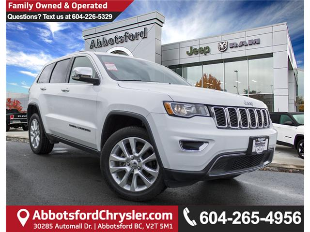 2017 Jeep Grand Cherokee Limited (Stk: AA0171) in Abbotsford - Image 1 of 27