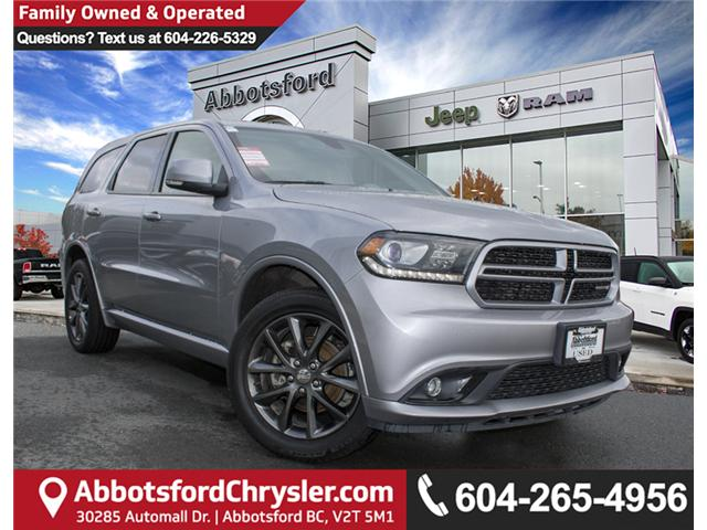 2018 Dodge Durango GT (Stk: AB0710) in Abbotsford - Image 1 of 29