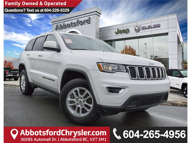 2018 Jeep Grand Cherokee Laredo (Stk: AB0713) in Abbotsford - Image 1 of 25
