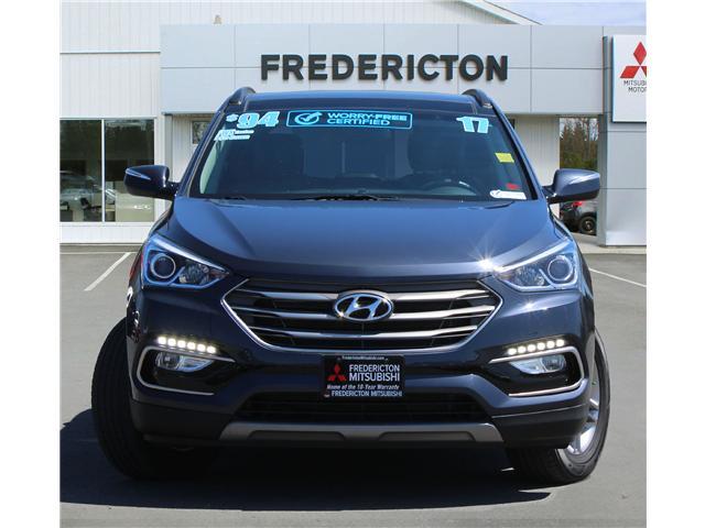 2017 Hyundai Santa Fe Sport 2.4 SE (Stk: 180050A) in Fredericton - Image 2 of 28