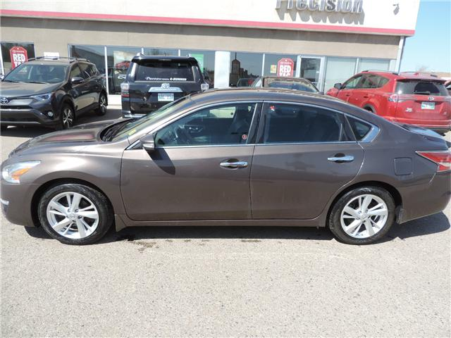 2014 Nissan Altima 2.5 SL (Stk: 362951) in Brandon - Image 1 of 17