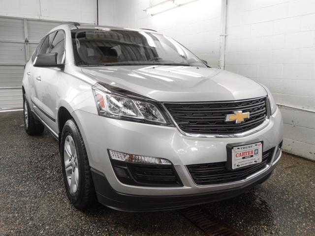 2017 Chevrolet Traverse LS (Stk: P9-55871) in Burnaby - Image 2 of 24