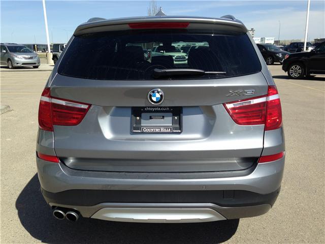 2017 BMW X3 xDrive28i (Stk: 284088) in Calgary - Image 6 of 14