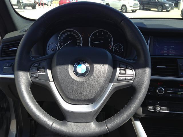2017 BMW X3 xDrive28i (Stk: 284088) in Calgary - Image 10 of 14