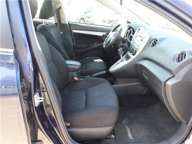 2010 Toyota Matrix Base (Stk: 6887) in Moose Jaw - Image 5 of 16