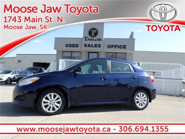 2010 Toyota Matrix Base (Stk: 6887) in Moose Jaw - Image 1 of 16