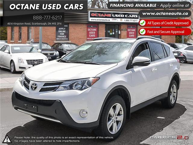 2013 Toyota RAV4 XLE (Stk: 062295) in Scarborough - Image 1 of 25