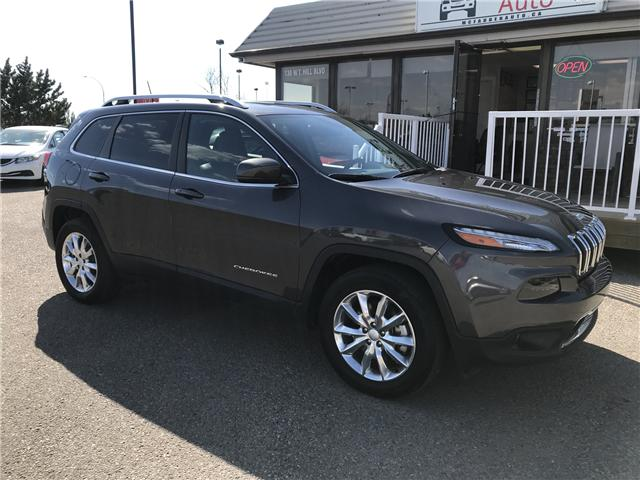 2017 Jeep Cherokee Limited (Stk: B2063) in Lethbridge - Image 1 of 25