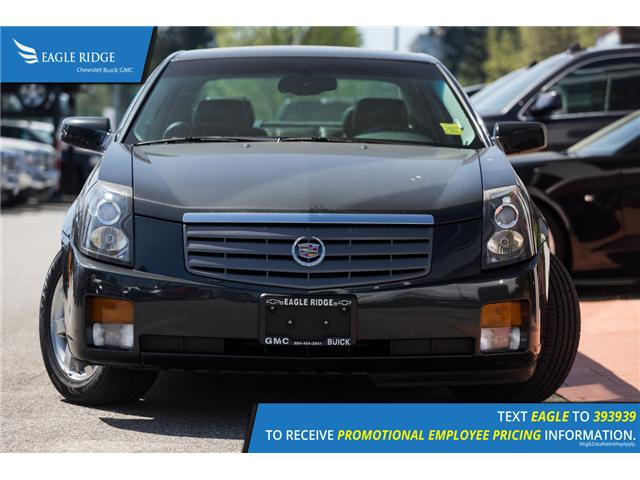 2005 Cadillac CTS Luxury (Stk: 058353) in Coquitlam - Image 2 of 17