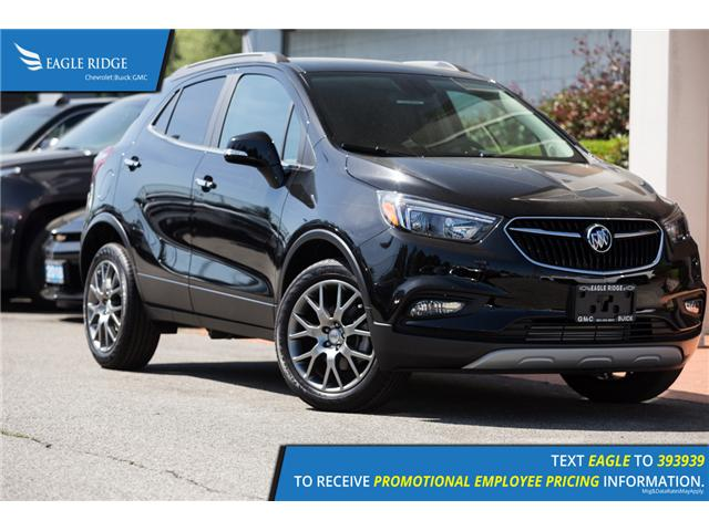 2018 Buick Encore Sport Touring (Stk: 86610A) in Coquitlam - Image 1 of 20