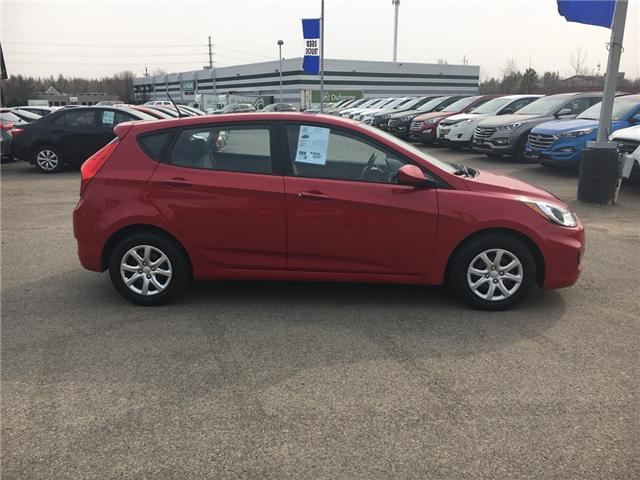 2013 Hyundai Accent GL (Stk: 15226A) in Thunder Bay - Image 2 of 14