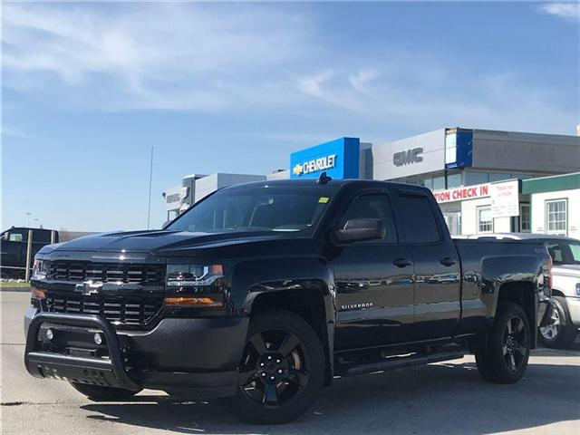 2016 Chevrolet Silverado 1500  (Stk: 6317149A) in Newmarket - Image 1 of 9