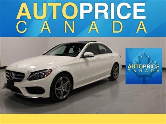 2015 Mercedes-Benz C-Class Base (Stk: H9508) in Mississauga - Image 1 of 23