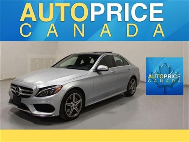 2015 Mercedes-Benz C-Class Base (Stk: F9512) in Mississauga - Image 1 of 20